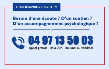 Soutien psychologique téléphonique en PACA dans 11 News card-numero-psy
