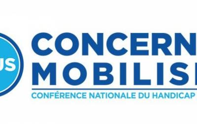 conference nationale du handicap